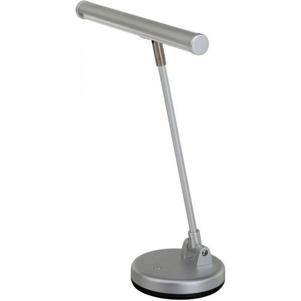 Купить LED-лампа для фортепиано GEWA Piano Lamp PL-15 Silver Matt LED в интернет магазине