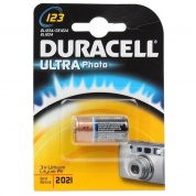 Батарейка Duracell CR123A Ultra Photo