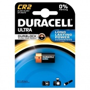 Батарейка Duracell Ultra CR2 Long Lasting Power