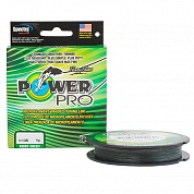 Плетеная леска Power Pro Moss Green